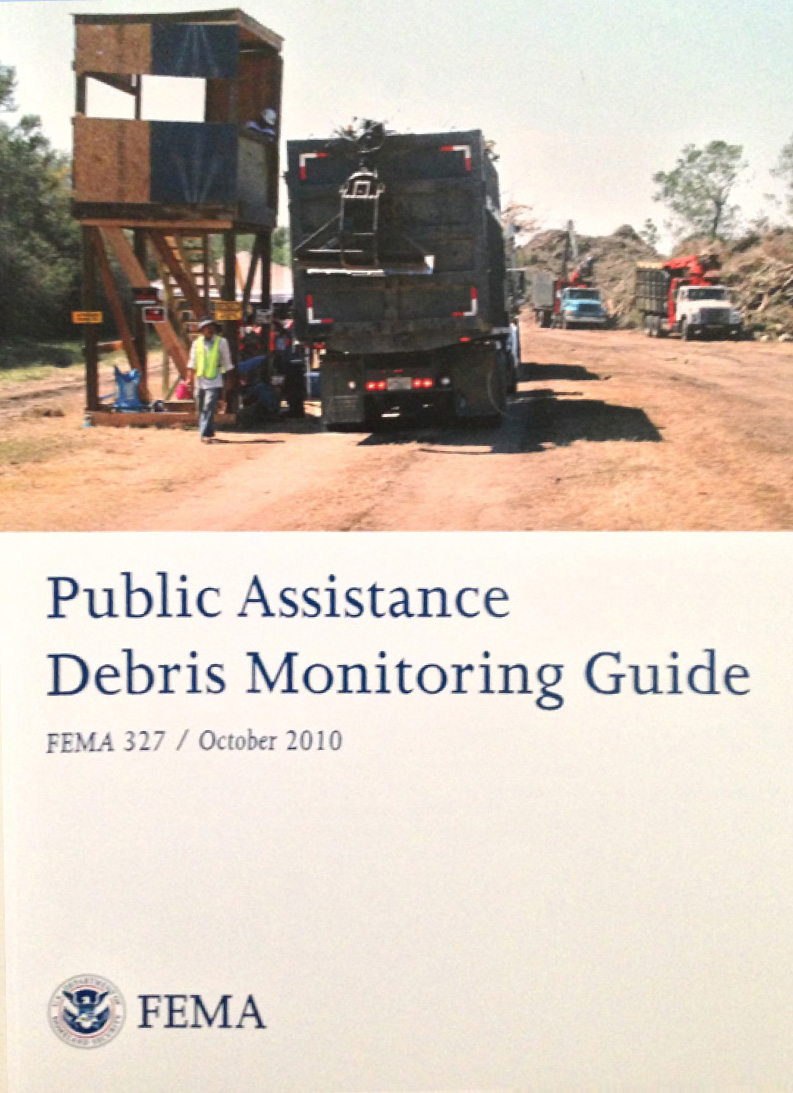 fema debris monitoring guide