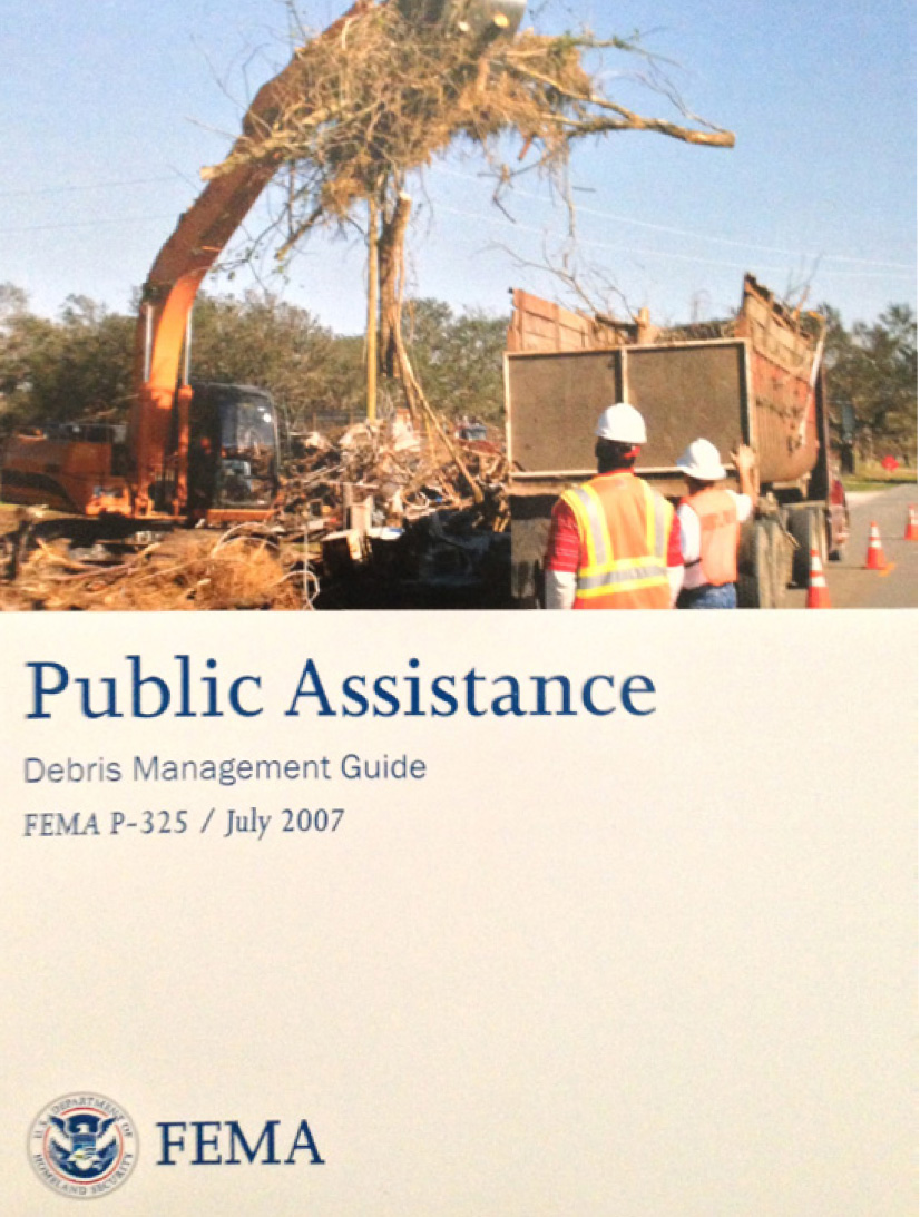 fema debris management